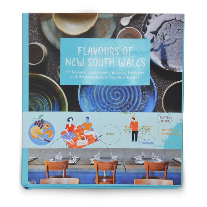 FLAVOURS OF NSW COOKBOOK