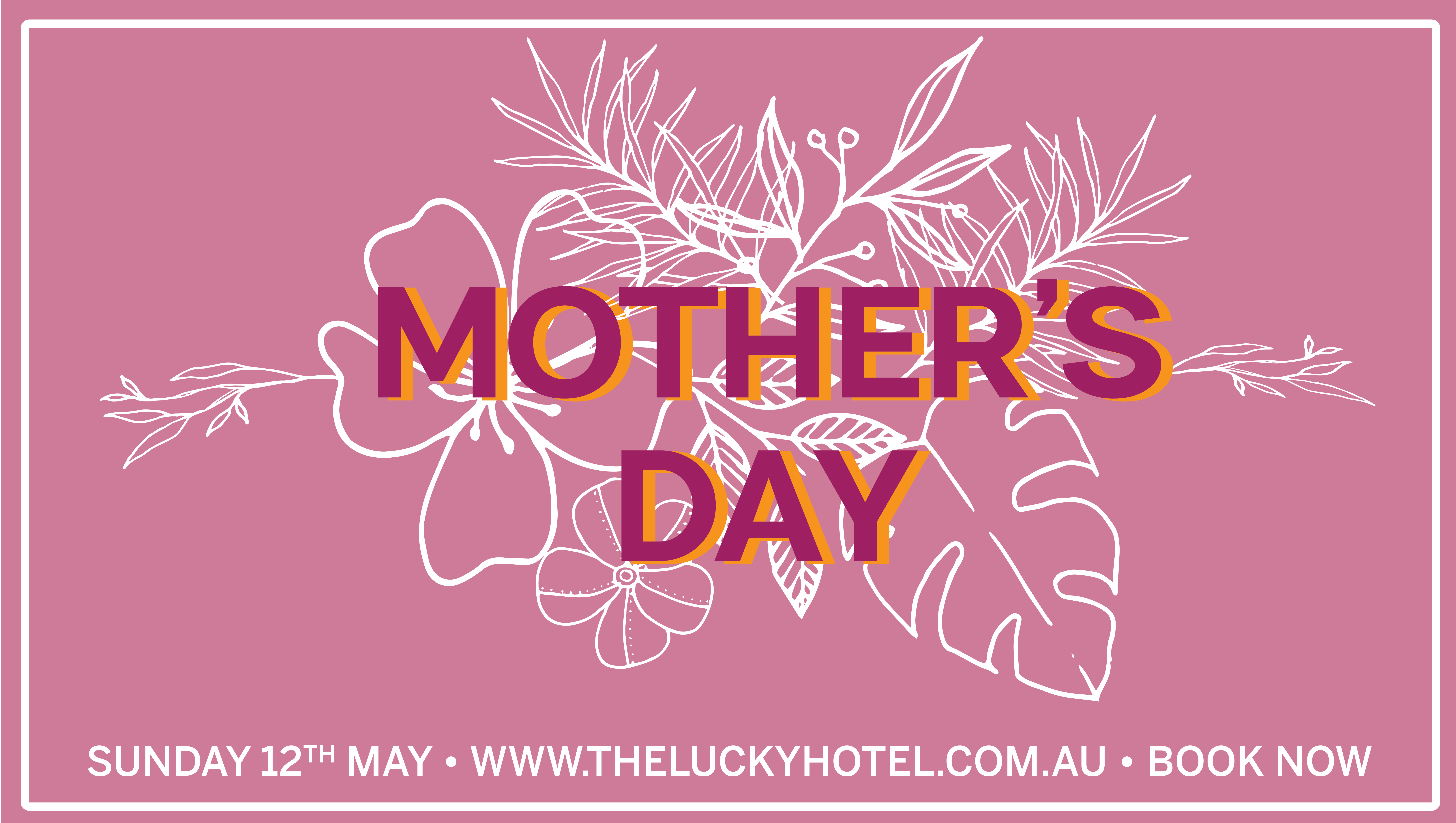 Celebrating Our Mum's At The Lucky